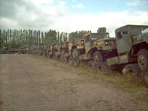 M35a2, Reo M50a3, The Deuce And A Half, Reo M109, M35a1, M36a2, Army Truck, Vietnam Oorlog, Reomie