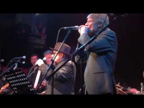Van Morrison and Paul Jones 'Help Me' at Cranleigh Arts Centre, 15th December 2014.