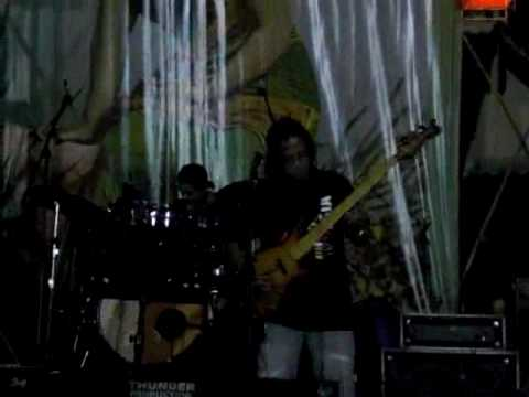 Bintang Indrianto - Indonesian jazz bassis at Ngayogjazz 2009