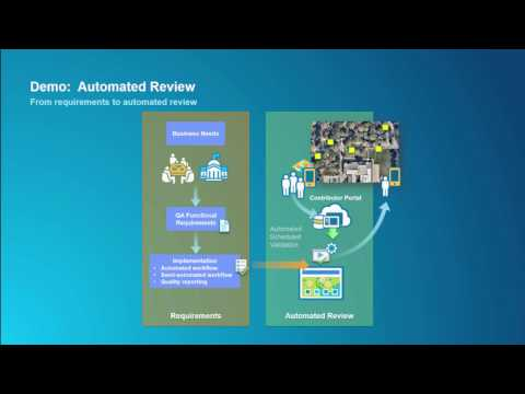 Deploying Data Quality Services Using ArcGIS Data Reviewer for Server