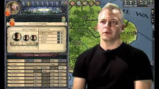 Crusader Kings II Video Game, Developer Diary Behind The Game HD - Video Clip - Game Trailer - Game