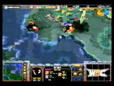 YaphetS vs YamateH 1v1 SF - WDC 2010 Showmatch