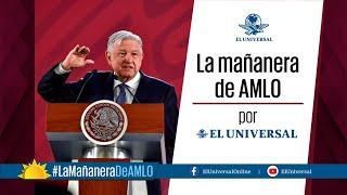 La Mañanera de AMLO, Miércoles 6 de noviembre 2019 #EnVivo