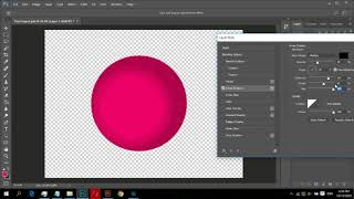 How to apply inner shadow for object on photoshop