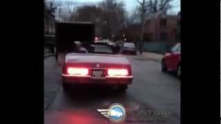 Delivering a 1985 Buick Riviera | Montway Auto Transport