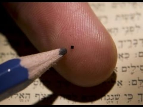 University Finds 1 in 3 Americans Unknowingly  Microchipped!