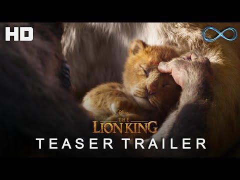 Download Disney's The Lion King (2019) - Teaser Trailer - #eternityselect