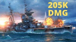 Kutuzov Cruiser Review | World Of Warships Legends Ps4 Xbox1
