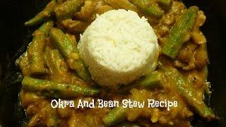 Okra And Bean Stew Recipe  Victoria Paikin Recipes