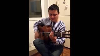 испанская мелодия на гитаре (фламенко)