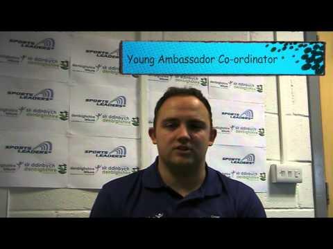 Denbighshire sport leader academy 2015