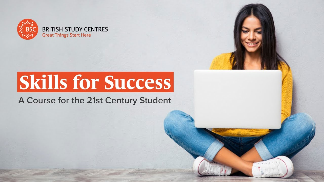 Skills for Success: A Course for the 21st Century Student - YouTube