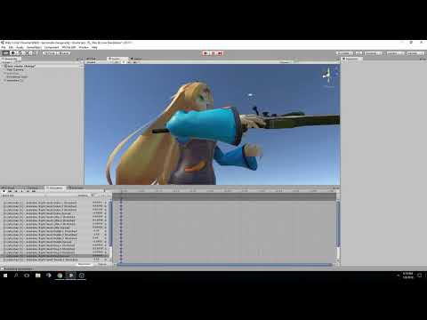 Adding a Weapon to Your Avatar - VRChat Gesture Overrides