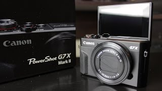 canon g7x mark ii camera review tests