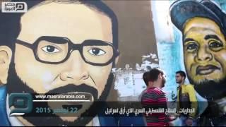 بالفيديو: الجداريات .. سلاح المقاومة السري لمواجهة الاحتلال