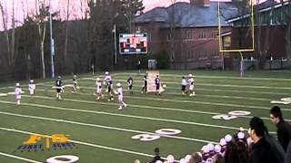 Jack Russ : Lacrosse Highlights 2012