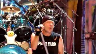 Iron Maiden - The Talisman - live sheffield 2011