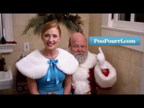 Even Santa Poops  PooPourri.com