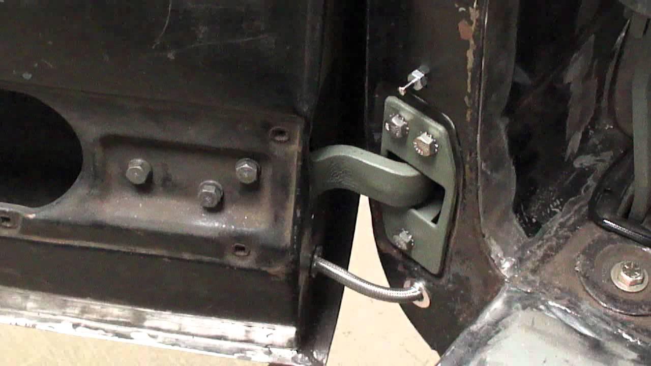 Street Rod Door Wire Looms - Wire Data Schema •