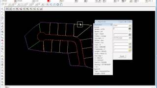 12d Model - Subdivision - Lot Reporting (Getting Started for Surveying)