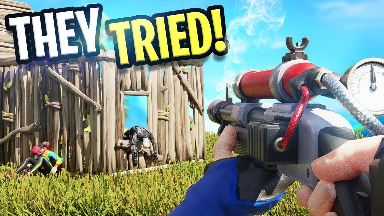 I CAN'T MISS A SHOT! - FORTNITE W/ @SypherPK