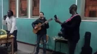 GUINE-BISSAU CARLOS DELGADO DJUMBAI ACUSTICO MUSICA(APILY)