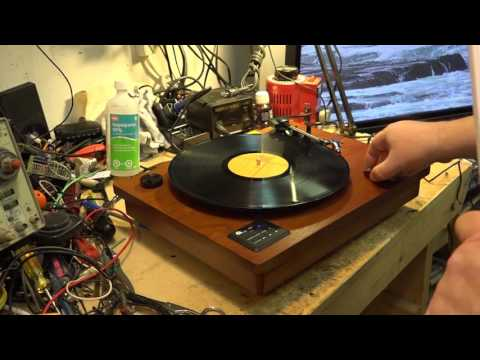 1byone Classic Wooden Turntable with USB recording full review