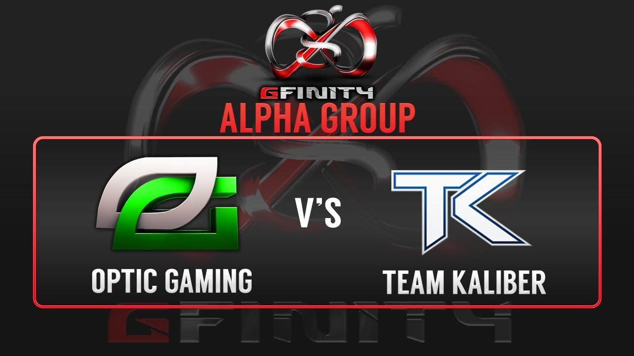 G2: OpTic Gaming vs Team Kaliber - Group A Match 5 - YouTube