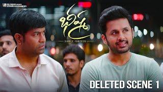 Bheeshma Deleted Scene 1 | Nithiin, Rashmika Mandanna | Venky Kudumula