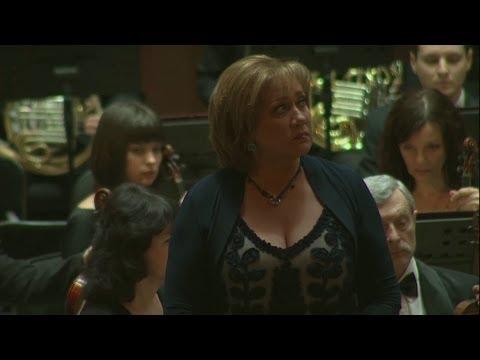 Olga Borodina - Lullaby (Mussorgsky)