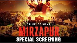 "Bollywood Celebs At The Special Screening Of Film ""Mirzapur"" | Ali Fazal"