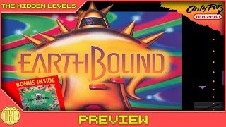 Earthbound Gameplay Snes