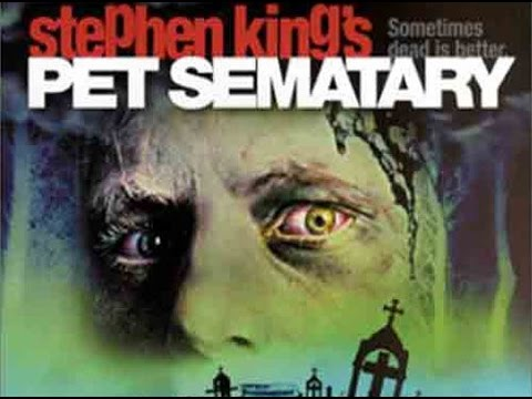 1989 Pet Sematary TV Movie Trailer