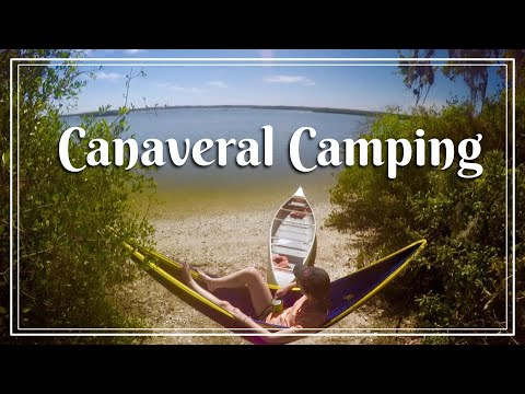 canaveral canoe campin'