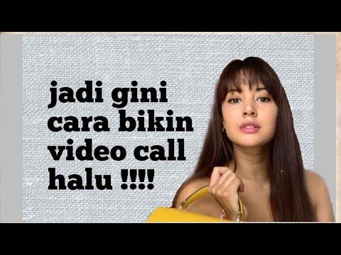 Cara Edit Video Call Halu Youtube