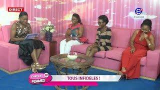 PAROLES DE FEMMES (TOUS INFIDÈLES) DU MARDI 14 MAI 2019 - EQUINOXE TV