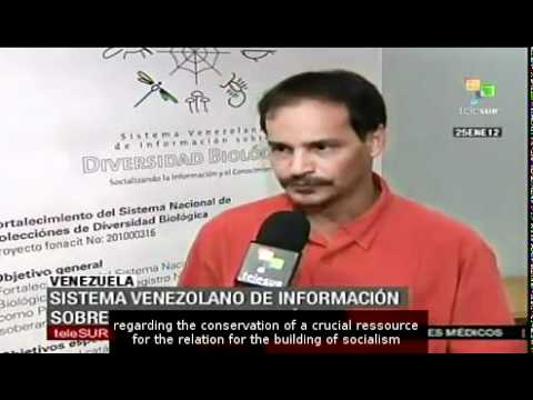 Biodiversity of Venezuela, available online