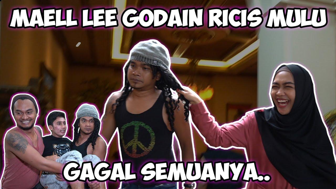 MAELL LEE GODAIN RICIS MULU.. Mau Ngerampok Sultan Bandung Jadi Gagal..