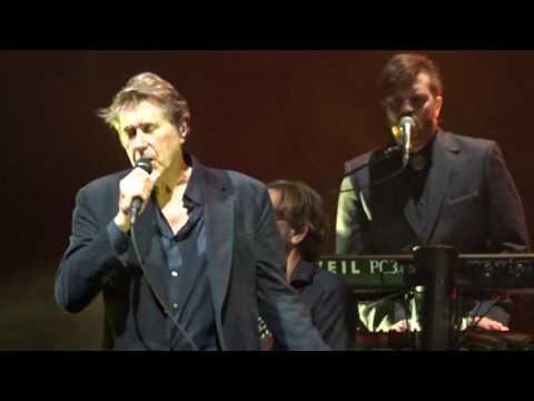 Bryan Ferry - Ladytron / Oh Yeah (Radio) Roxy Music Live Los Angeles Microsoft Theater 11. Aug. 2016
