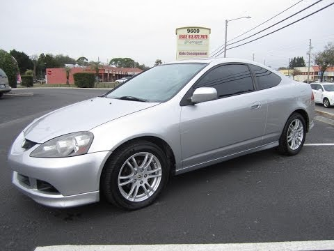 SOLD 2006 Acura RSX Premium Automatic Meticulous Motors Inc Florida For Sale