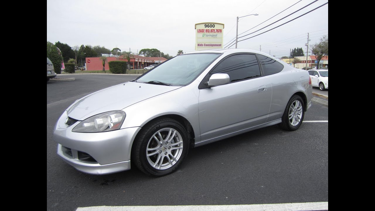 hight resolution of sold 2006 acura rsx premium automatic meticulous motors inc florida for sale