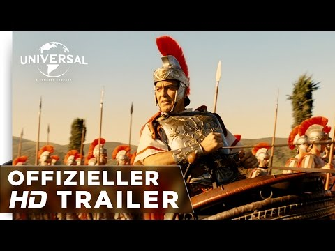Hail, Caesar! - Trailer #2 german/deutsch HD