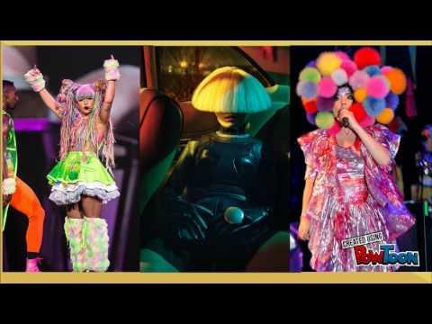 Resistencia en la moda - Björk, Sia, Lady Gaga