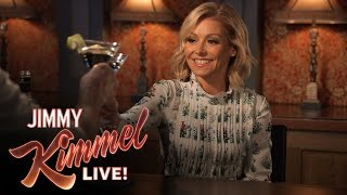 3 Ridiculous Questions with Kelly Ripa