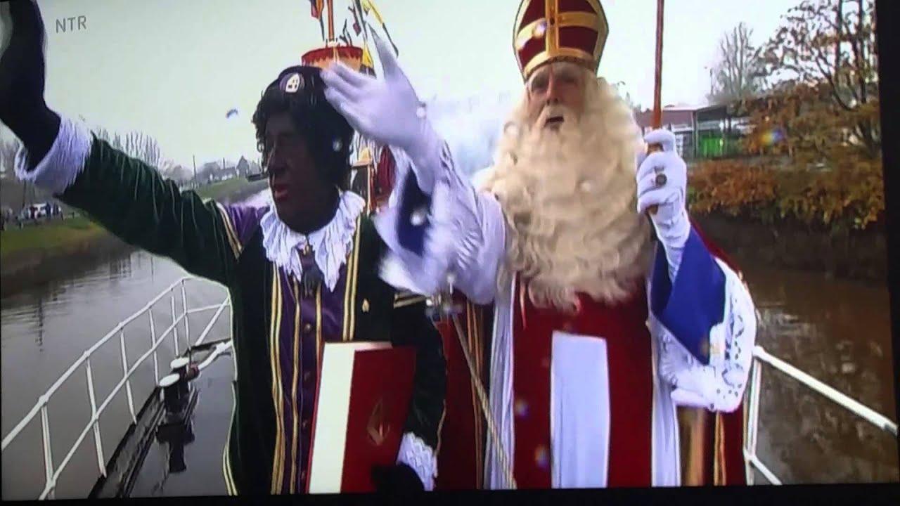Live: Landelijke Sinterklaas intocht Gouda Sinterklaas is in het land!