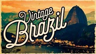 Vintage Brazil Bossa-Nova