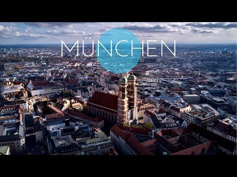 München - Munich - Bavaria - Germany - Summer & Winter - Cin