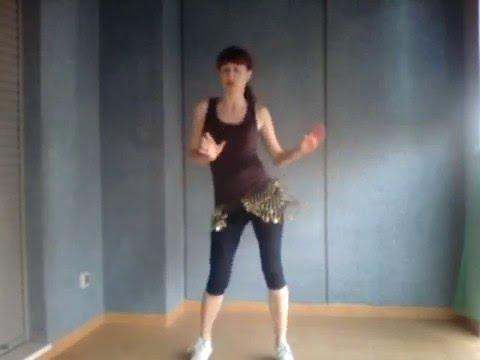 La danza del vientre ayuda a adelgazar el brazo