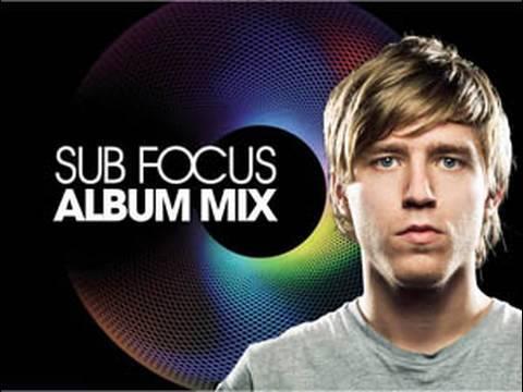 Sub Focus - Drum & Bass Mix - Panda Mix Show