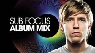 Sub Focus - Drum & Bass Mix - Panda Mix Show